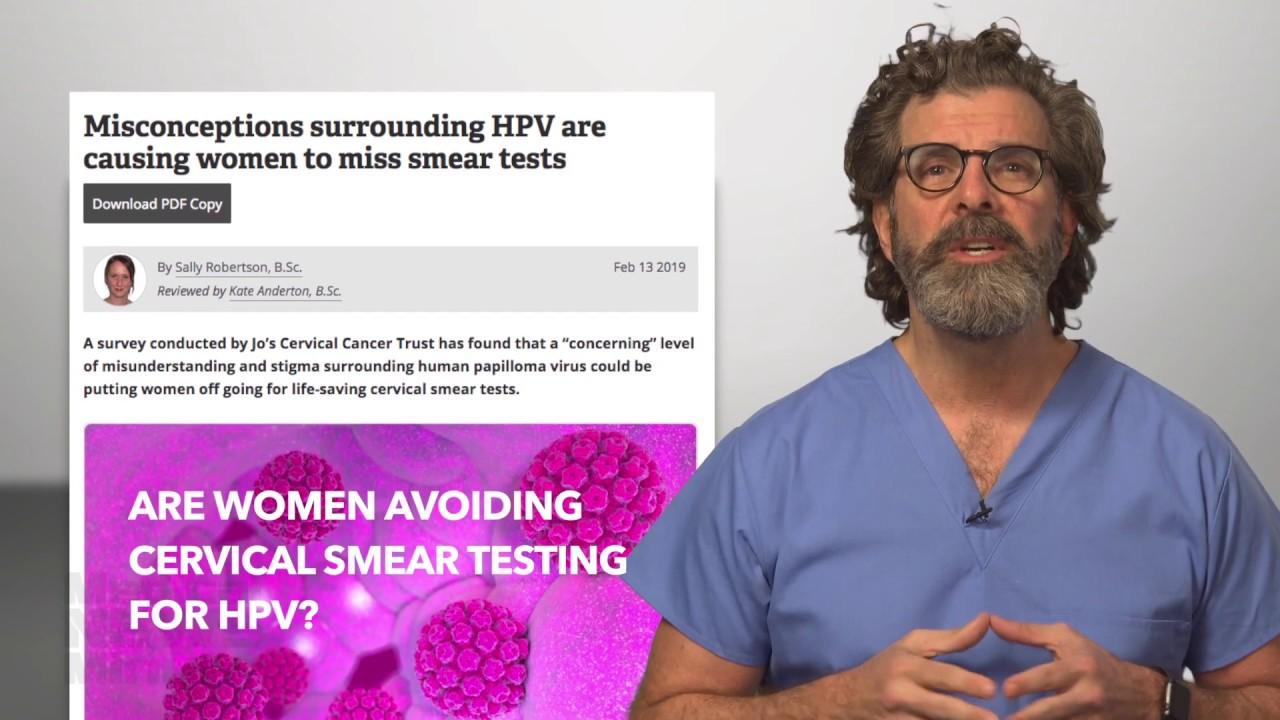 HPV: a méhnyakrák, és a hegyes függöly a nemi szerveken