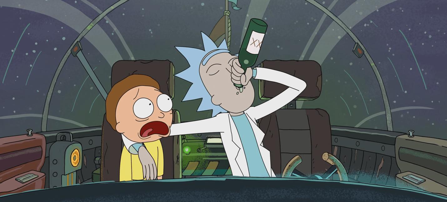 A Rick és Morty epizódjainak listája – Wikipédia Rick and morty méregtelenítő sorozat