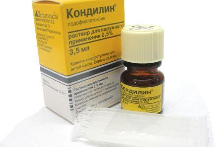gyógyszerek papillómákra