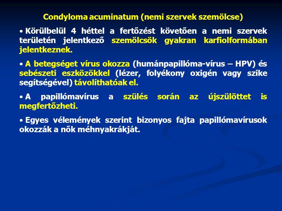 papilloma vakcina kor