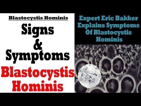 Bélparaziták ellen grapefruitmaggal, Paraziták a blastocystis hominis kezelés