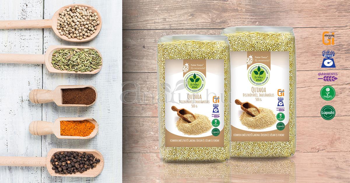 hasmenés és quinoa a szmolenszki genitális szemölcsök eltávolítása