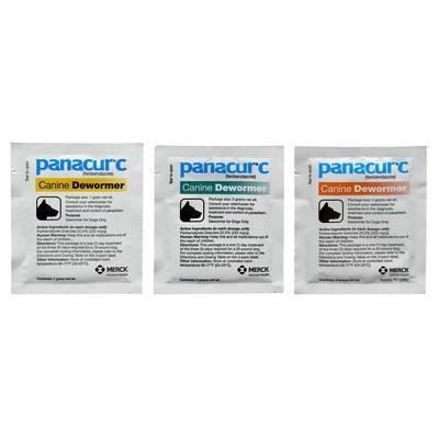 Giardia panacur c, Beszerezhető vet termékek