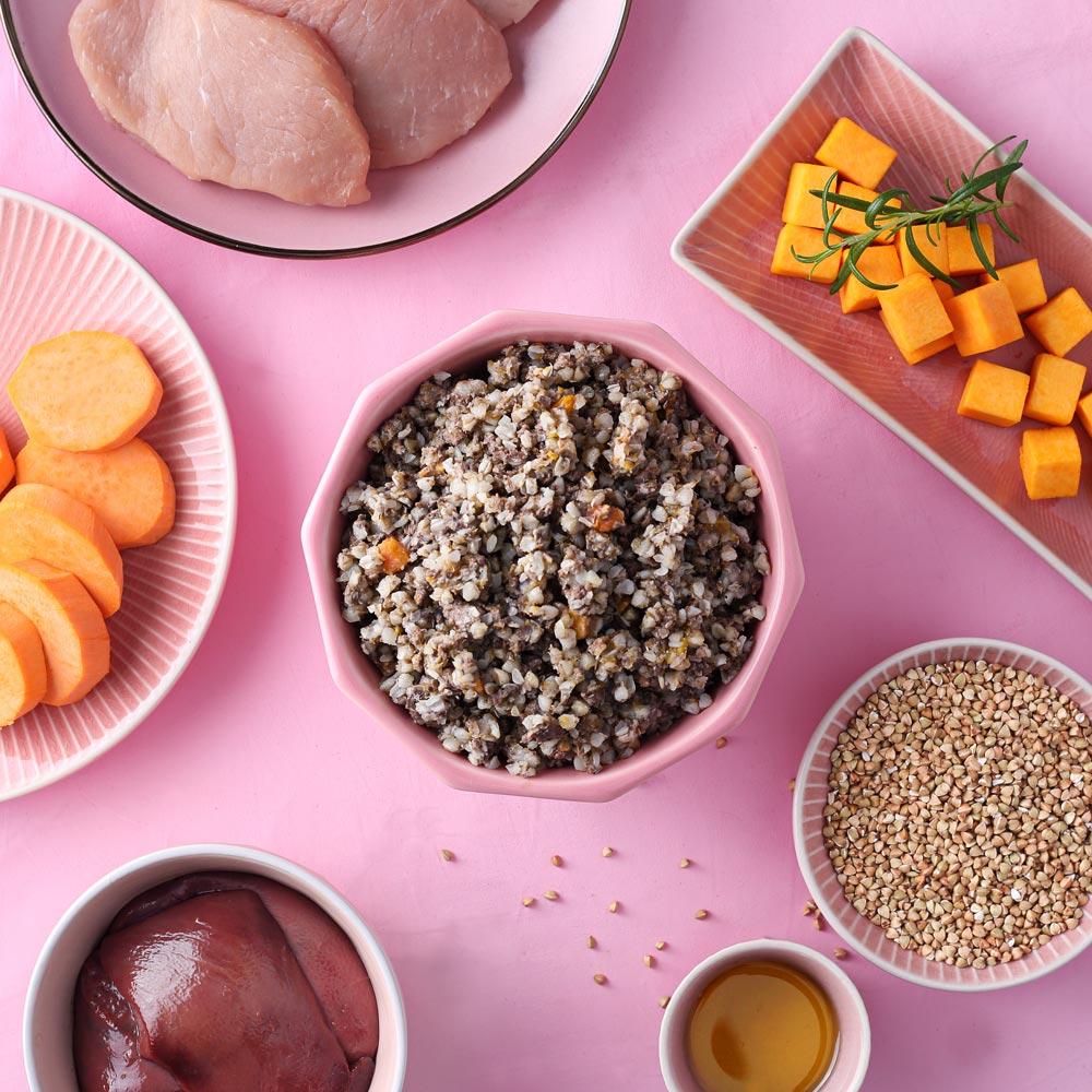 hasmenés és quinoa