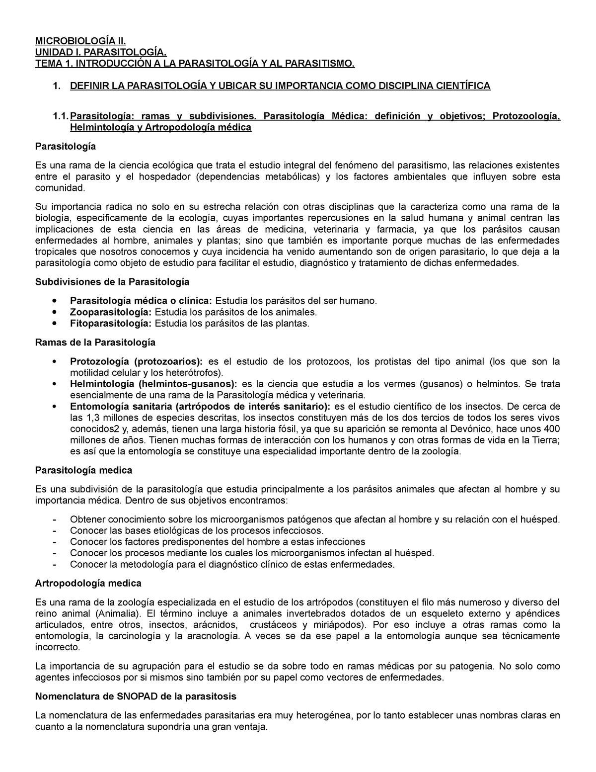 Klinikai bakteriológiai és parazitológiai vizsgálatok