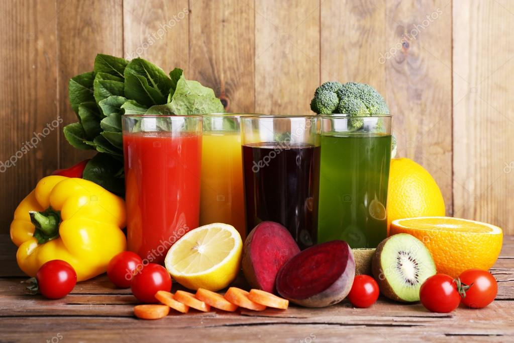 méregtelenítő gyümölcslevek receptjei