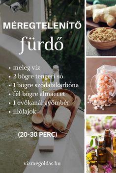 természetes méregtelenítő receptek a vastagbélre
